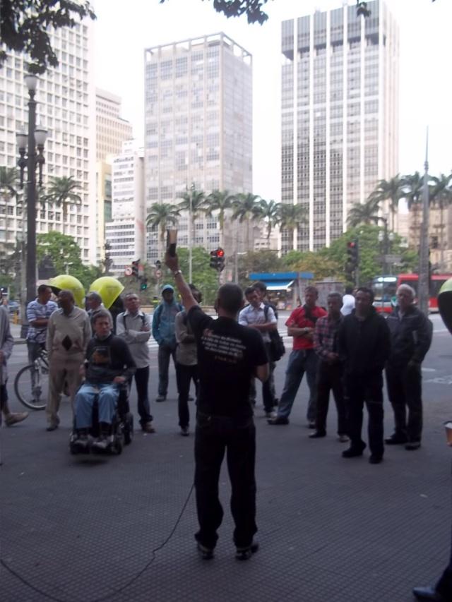 Evangelho puro e simples anunciado em São Paulo